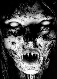 Lidless & soul less - Horror / scary / creepy / spooky / nightmares