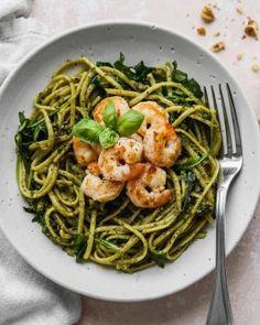 How To Cook & Season Quinoa: 3 Recipes | Walder Wellness, Dietitian Walnuts Nutrition, Healthy Pesto, Healthy Recipes, Healthy Fats, Healthy Eating, Cooking Recipes, Basil Walnut Pesto