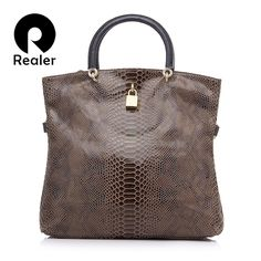 >>>best recommendedREALER Brand Genuine Leather Bags Female Fashion Snake Pattern Tote Bag Top Quality Leather Handbags Evening Clutch Shoulder BagREALER Brand Genuine Leather Bags Female Fashion Snake Pattern Tote Bag Top Quality Leather Handbags Evening Clutch Shoulder Baghigh quality product...Cleck Hot Deals >>> http://id630729514.cloudns.ditchyourip.com/32709853906.html images