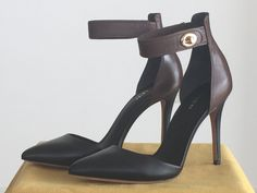 """These are my first pair of  Coach High Heels. So, I believe in myself as a woman because I have a pair; they are considered a """"modern luxury"""". Not only are they comfortable and sophisticated, but you feel you are in """"your element"""" of class and style. The curiosity, and wonder of a Coach High Heels brings delight and value. They are extremely comfortable and have a sturdy feeling."""