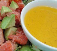 Lemon Vinaigrette for Summer Salads - I love this dressing, very light, summery