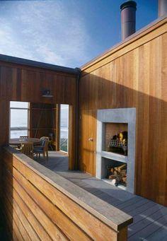 stinson beach house | ... Architects Designed Stinson Beach House in Stinson Beach, California