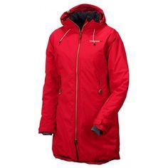 De Tove #winterjas voor dames van #Didriksons1913 biedt veel draagcomfort, houdt u heerlijk warm en is wind- en waterdicht. #dws