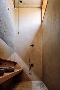 Home Interior Contemporary .Home Interior Contemporary Bathroom Interior Design, Home Interior, Interior Architecture, Casa Petra, Tadelakt, Luxury Villa, Bathroom Inspiration, Bathroom Ideas, Bathroom Trends