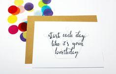 Een persoonlijke favoriet uit mijn Etsy shop https://www.etsy.com/nl/listing/532990825/verjaardagskaart-kaart-verjaardag