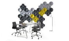 Moon støydemping og stoler fra Johanson Design