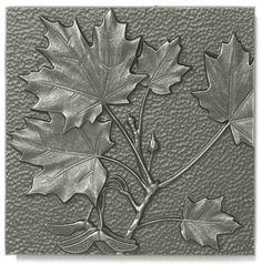 $20 Maple Leaf Silver/Pewter 8x8
