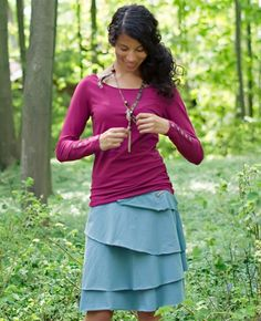 Heart-Soul-Pride, Fall 2012: Honey Tee  Matilda Jane Women's Clothing