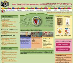ICDL – Bibliothèque Numérique Internationale pour Enfants     TUICnumérique   Scoop.it