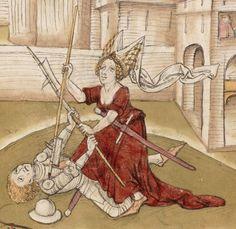 Diebold Schilling, Spiezer Chronik Bern · 1484/85 Mss.h.h.I.16 Folio 112