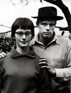 Eva and Joseph Beuys, 1950s