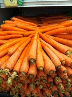 Carrots from Mililani Safeway - Vitamin A (Did not eat)  Over consumption of vitamin A can lead to jaundice, nausea, loss of appetite, irritability, vomiting, and even hair loss. (http://www.healthaliciousness.com/articles/food-sources-of-vitamin-A.php)