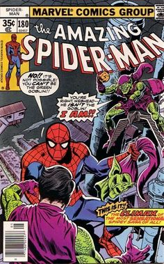 The Amazing Spider-Man #180 - May 1978