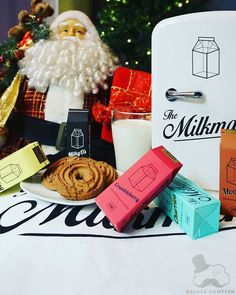 Today we prepared some more then just milk and cookies ;) Für den Nikolaus heute nur das Beste! @themilkmaneliquid #vape #vaping #vapin #santaclaus #christmas #liquid #milkman #cookies #advent #ecigarette #dampfen #dampf #vapelife #eliquid