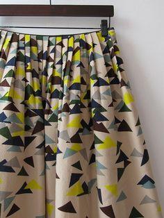 Next fav skirt with silk petticoats