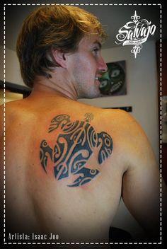 Tortuga maori Tattoo Studio, Tattoos, Maori, Turtles, Tatuajes, Tattoo, Tattos, Tattoo Designs