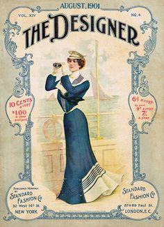 The Designer, August 1901