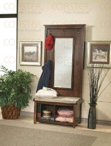 ⚜️ Add charm to your home with Wildon Home Bonney Lake Hall Tree - Indoor Furniture Bedrrom Living Room Multifunctional Storage Bench Organizer Cabinet from Decor, Bench With Storage, Furniture, Entryway Hall Tree Bench, Hall Tree With Mirror, Entryway Furniture, Indoor Furniture, Coaster Furniture, Home Decor