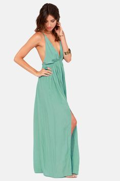 Kimchi blue tarnished beaded mesh maxi dress