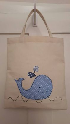 kids tote bag using free motion embroidery whale, pussy cat and hedgehog with fl. kids tote bag using free motion embroidery whale, pussy cat and hedgehog with flower, by CurlyEmmaEmbroidery on Etsy. Kids Tote Bag, Kids Bags, Painted Bags, Free Motion Embroidery, Flower Bag, Jute Bags, Linen Bag, Fabric Bags, Painting For Kids