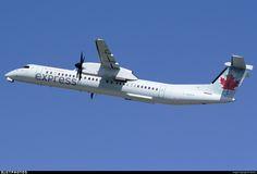 Photo of C-GGFP - Bombardier Dash 8-Q402 - Air Canada Express (Jazz Aviation)