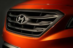 Hyundai 2015 Sonata Sport 2.0T Grille
