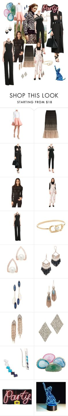 """""""Cat and Stones!"""" by lalu-papa ❤ liked on Polyvore featuring Marina Hoermanseder, Alexander McQueen, Salvatore Ferragamo, Peter Pilotto, Torn by Ronny Kobo, Zimmermann, Roland Mouret, Marc Jacobs, Theia Jewelry and Jennifer Zeuner"""