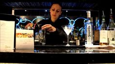 Watch how our talented mixologist Natalia makes a 'Cacha Martini'