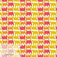 Ellie Stagger-Birch Fabrics-Bio Stoff GOTS Jersey von LottiKlein auf DaWanda.com