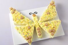 Betty the Butterfly Cake Recipe