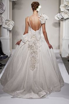 "Pnina Tornai ""Sparkle"" Ball Gowns"