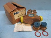 """New Hays Fluid Controls 5P310 MRS-10 Pulse Meter 2"""" w/ Couplings MRS-10-2"""" NIB (TK2110-1). See more pictures details at http://ift.tt/2bPuBzw"""