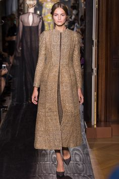 Valentino Fall 2013 Couture Fashion Show - Agne Konciute (Next)