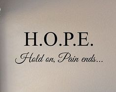 Check out our hold on pain ends selection for the very best in unique or custom, handmade pieces from our shops. Hurt Quotes, Faith Quotes, Life Quotes, Uplifting Quotes, Meaningful Quotes, Inspirational Quotes, Motivational, Reality Quotes, Mood Quotes