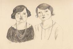 Sisters by Lizzy Stewart, via Flickr