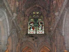 Rosslyn Chapel interior
