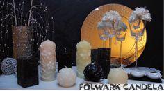 Black and white - expressiveness of candles Czerń i biel - wyrazistość świec