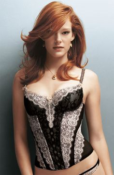 Interesting. You Redhead mature negligee are