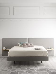 Lota Bed Bedroom Ibon Arrizabalaga Treku Furniture