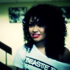 Leigh-Ann , little mix , curly hair
