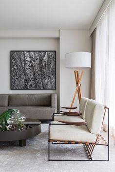 #livingroom | Four Seasons São Paulo confirma abertura para 2018 (Foto: Lufe Gomes e Divulgação)