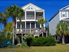 Beach Dreams | Surfside Beach Vacation House Rental