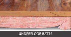 Underfloor Insulation, Bradford, Butcher Block Cutting Board, Ceiling, News, Ceilings, Trey Ceiling