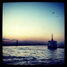 Gün Batımı, Güzel Şehirlerde Daha Güzel!