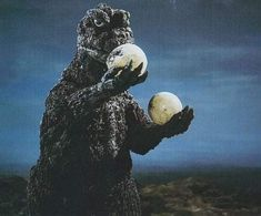 Day Countdown To Legendary'S Godzilla Japanese Monster, Classic Monsters, King Kong, Retro, Bald Eagle, Good Movies, Sci Fi, Creatures, Anime