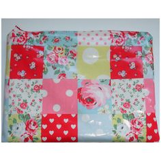 iPad Case Pouch Sleeve Cover Cath Kidston Patchwork Oilcloth PVC iPad 2 3 4 Air £20.00