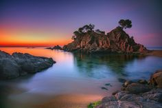 Photo Cala Cap Roig by Lluis  de Haro Sanchez on 500px