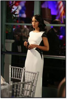 Robe de Gala Valentino, Olivia Pope