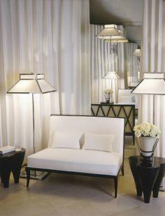 BAKER Cassanova Floor Lamp