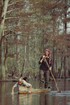The Pirogue (pee-row) is a traditional flat bottomed boat used by the Cajun people of Southern Louisiana. Canoa Kayak, A Well Traveled Woman, Canoe And Kayak, Canoe Trip, Am Meer, Adventure Is Out There, Plein Air, Go Outside, The Great Outdoors